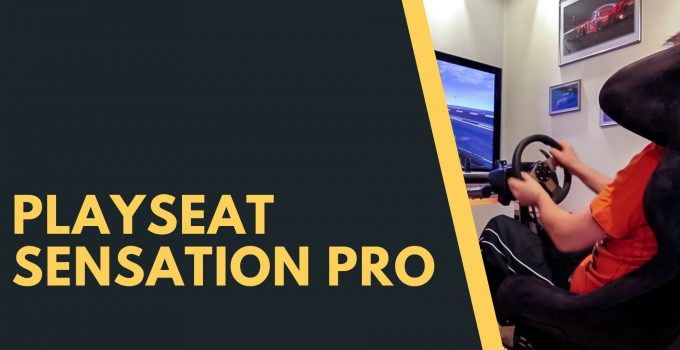 De playseat Sensation pro Review